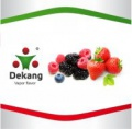 E - Liquid Dekang Berry Mix 10ml - 6mg (Lesní Plody)