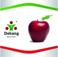 E - Liquid Dekang Apple 10ml - 11mg (Jablko)