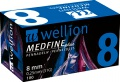 Jehly WELLION MEDFINE PLUS 31Gx8mm (30Gx8mm) 100ks