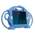 Cartoon Monkey Pouzdro Light Blue pro iPad Mini 1/2/3/4 7.9